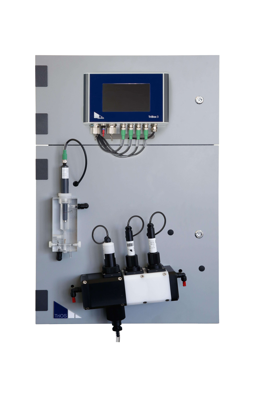 Platine d'analyse modulable qualité eau